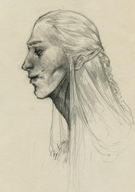 Elf Sketch 01