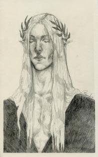 Elf Sketch 02